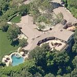 Ben Affleck & Jennifer Garner's House (Birds Eye)