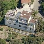 Ice T's House (former) (Birds Eye)