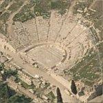 Theatre of Dionysus (Birds Eye)