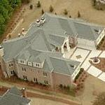 Allen Iverson's House (Birds Eye)