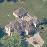 Dikembe Mutombo's House (Birds Eye)
