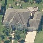 Dante Hall's House (Birds Eye)