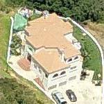 Tyrese Gibson's House (Birds Eye)