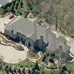 Rasheed Wallace's House (Birds Eye)