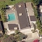Bobby Darin's House (former) (Birds Eye)