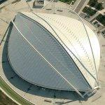 Athens Olympic Velodrome (Bing Maps)