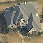 Julius Jones' House (Birds Eye)