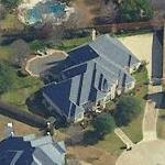 DeMarcus Ware's House (Birds Eye)