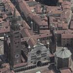 Cathederal in Cremona (Birds Eye)