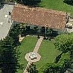 Cliff Robertson's House (former) (Birds Eye)