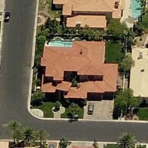 Vince Neil's House (Birds Eye)