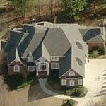 Stewart Cink's House (Birds Eye)