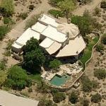 Tim Clark's House (Birds Eye)