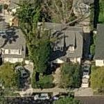 Ashton Kutcher's Home(Former) (Birds Eye)