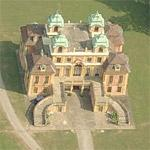 Favorite Palace Ludwigsburg (Birds Eye)