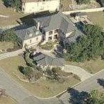 Tim Duncan's House (former) (Birds Eye)