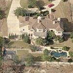 Tony Parker's House (former) (Birds Eye)