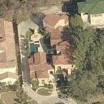 Brent Barry's House