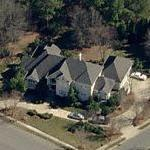 Antawn Jamison's House (Birds Eye)
