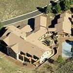 Karl Malone's House (former) (Birds Eye)