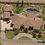 Jeff Hornacek's House (Birds Eye)
