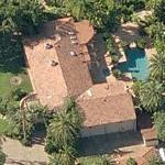Tyson Chandler's House (Birds Eye)