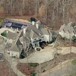 Jamal Anderson's House (Birds Eye)
