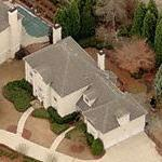 Toni Braxton's House (former) (Birds Eye)
