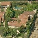 Jeanne Crain's House (former) (Birds Eye)