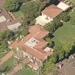 Peter Falk's House (Birds Eye)