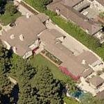 Lucille Ball's House (former) (Birds Eye)
