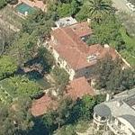 Burt Reynolds & Loni Anderson's House (former) (Birds Eye)