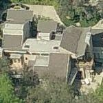 Daisy Fuentes' House (Birds Eye)
