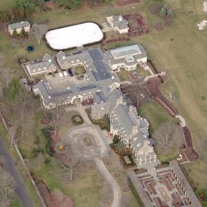 Steven Cohen's House (Birds Eye)