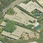 Courtney Love's House (former) (Birds Eye)