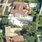 Dan Castellaneta's House (former) (Birds Eye)