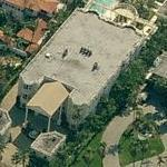 Scott Storch's House (former) (Birds Eye)