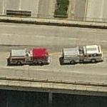 Five Fire Trucks