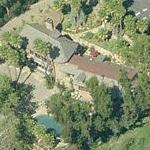 Britney Spears' Leased House (former) (Birds Eye)