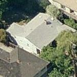 Condoleezza Rice's House (Birds Eye)
