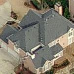 Chipper Jones' House (former) (Birds Eye)