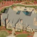 Chipper Jones' House (Birds Eye)