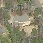 Tim Hudson's House (Birds Eye)