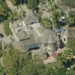 Johnny Depp's House (Birds Eye)