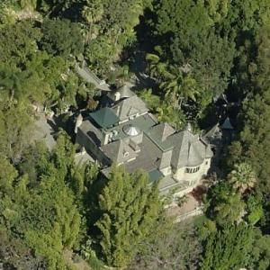 Johnny Depp's House (Bing Maps)