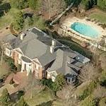 Tim McGraw & Faith Hill's House (former)