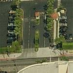 Paramount Pictures Bronson Gate (Bing Maps)