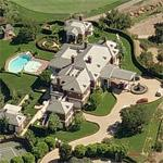 Lenny Dykstra's House (former) (Birds Eye)