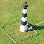 Bodie Island Lighthouse (Bing Maps)