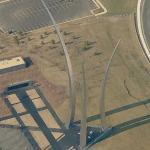 Air Force Memorial (Birds Eye)